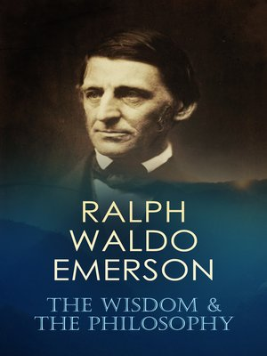 cover image of RALPH WALDO EMERSON