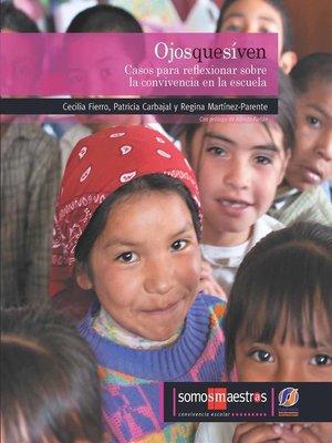 cover image of Ojos que sí ven