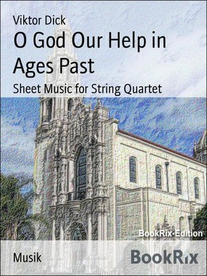 cover image of O God Our Help in Ages Past