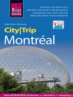 cover image of Reise Know-How CityTrip Montréal