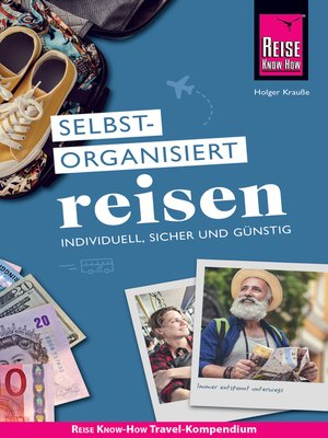 cover image of Reise Know-How Selbstorganisiert Reisen