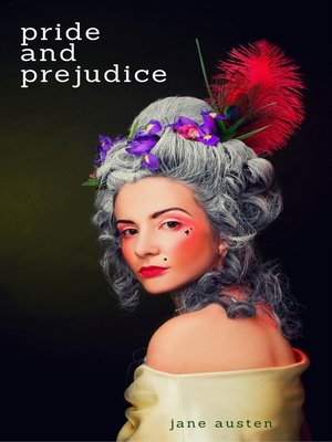 cover image of Pride and Prejudice by Jane Austen