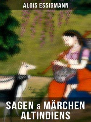 cover image of Sagen & Märchen Altindiens