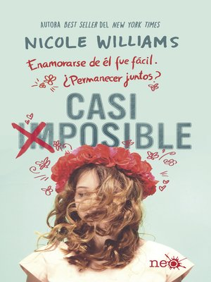cover image of Casi imposible