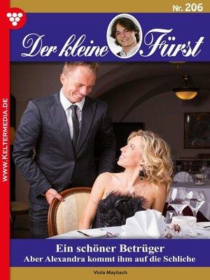 cover image of Der kleine Fürst 206 – Adelsroman
