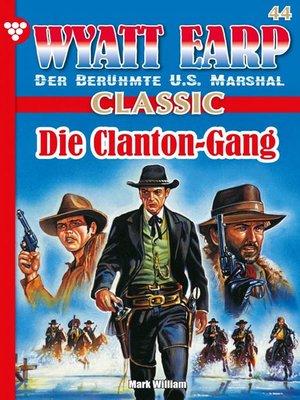 cover image of Wyatt Earp Classic 44 – Western