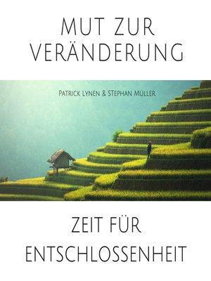 cover image of Mut zur Veränderung