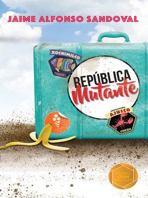 cover image of República mutante