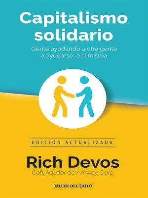cover image of Capitalismo solidario