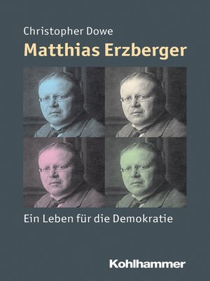 cover image of Matthias Erzberger