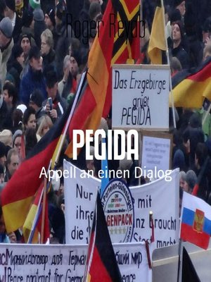 cover image of PEGIDA