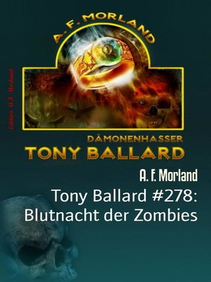 cover image of Tony Ballard #278
