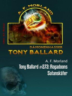 cover image of Tony Ballard #273