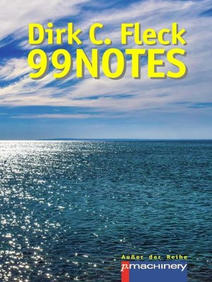 cover image of 99NOTES