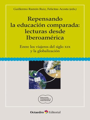 cover image of Repensando la educación comparada
