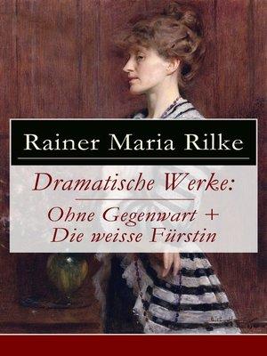 cover image of Dramatische Werke