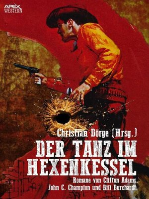 cover image of DER TANZ IM HEXENKESSEL