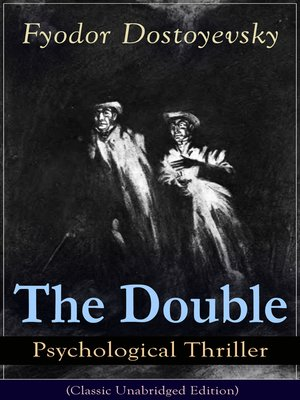 cover image of The Double--Psychological Thriller (Classic Unabridged Edition)
