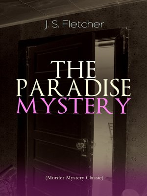 cover image of THE PARADISE MYSTERY (Murder Mystery Classic)