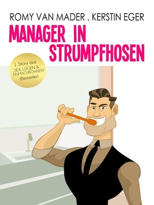 cover image of Manager in Strumpfhosen