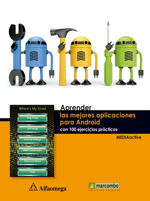 cover image of Aprender las mejores aplicaciones para Android con 100 ejercicios prácticos