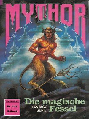 cover image of Mythor 115