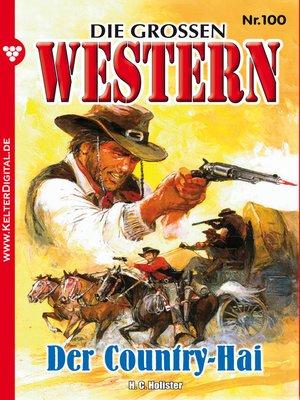 cover image of Die großen Western 100