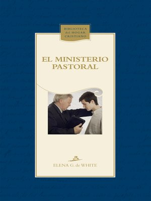 cover image of El ministerio pastoral
