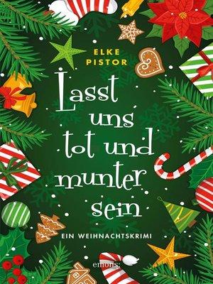 cover image of Lasst uns tot und munter sein