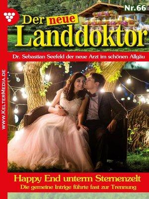 cover image of Der neue Landdoktor 66 – Arztroman