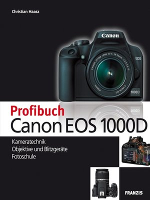 cover image of Profibuch Canon EOS 1000D