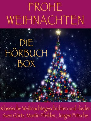 cover image of Frohe Weihnachten