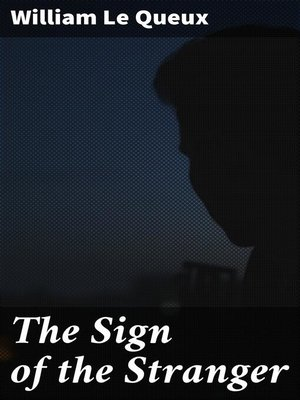 cover image of The Sign of the Stranger