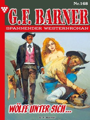 cover image of G.F. Barner 168 – Western