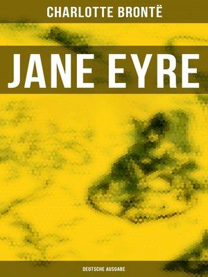 cover image of Jane Eyre (Deutsche Ausgabe)
