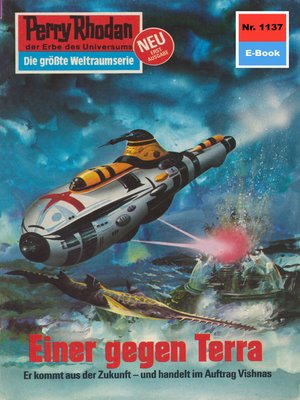 cover image of Perry Rhodan 1137