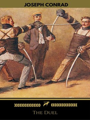 cover image of The Duel (Golden Deer Classics)