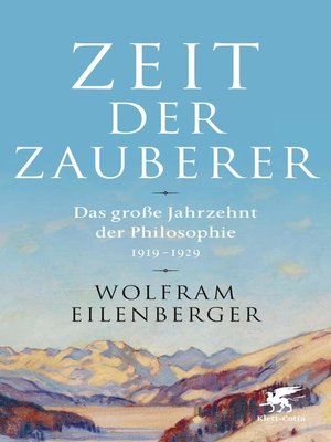 cover image of Zeit der Zauberer