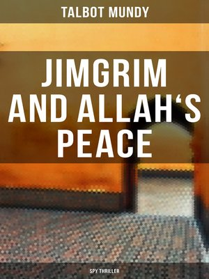 cover image of Jimgrim and Allah's Peace (Spy Thriller)