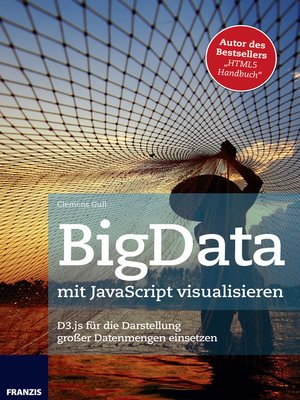 cover image of BigData mit JavaScript visualisieren