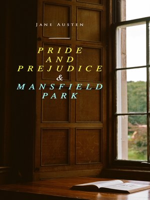 cover image of Pride and Prejudice & Mansfield Park