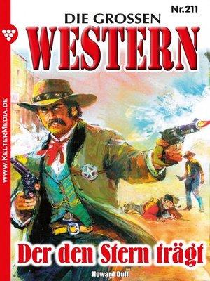 cover image of Die großen Western 211