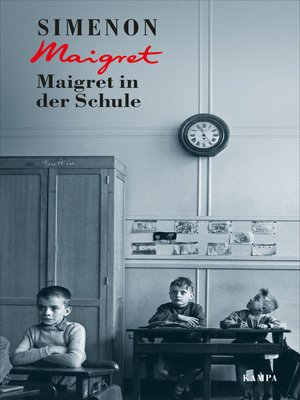 cover image of Maigret in der Schule