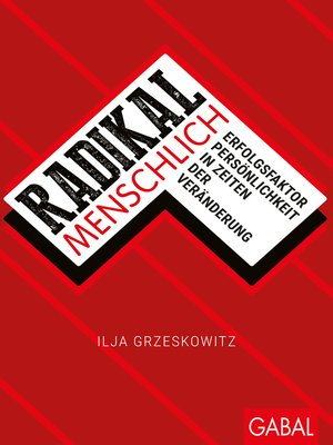 cover image of Radikal menschlich
