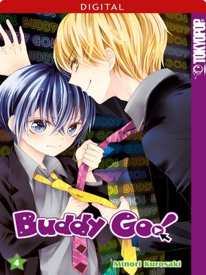 cover image of Buddy Go! 04