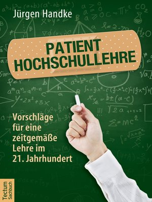 cover image of Patient Hochschullehre