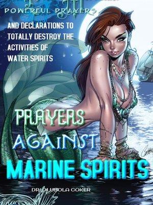 cover image of Prayers Against Marine Spirits