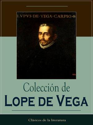 cover image of Colección de Lope de Vega