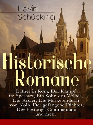 cover image of Historische Romane