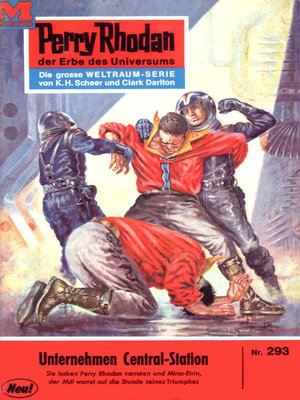 cover image of Perry Rhodan 293